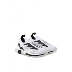 [돌체앤가바나]Sorrento white stretch sneaker _  CK1823 AW47889697