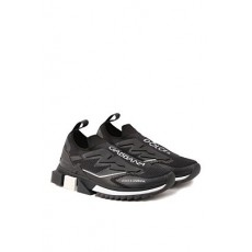 [돌체앤가바나]Sorrento black stretch sneaker _  CK1823 AW47889690