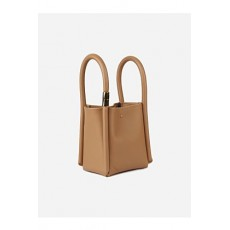 [보이백]Lotus 12 leather handbag _  LOTUS 12 -OVALTINE