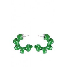 [보테가베네타]Spiral hoop earrings _  649312 V50813707