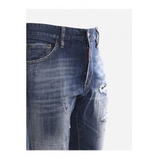 [해외]21SS[디스퀘어드]Cool guy jeans in stretch cotton denim with rips _  S71LB0872 S30342470